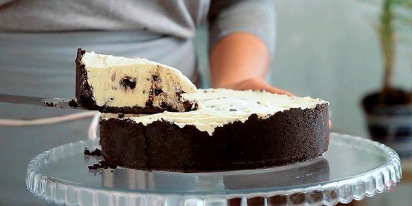 Oreo пирог