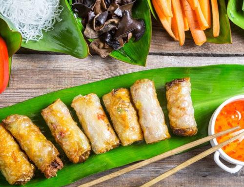 Китайская кухня — гармония и равновесие