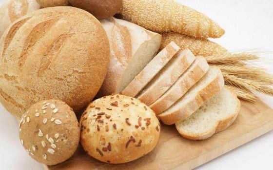 заморозка хлеба