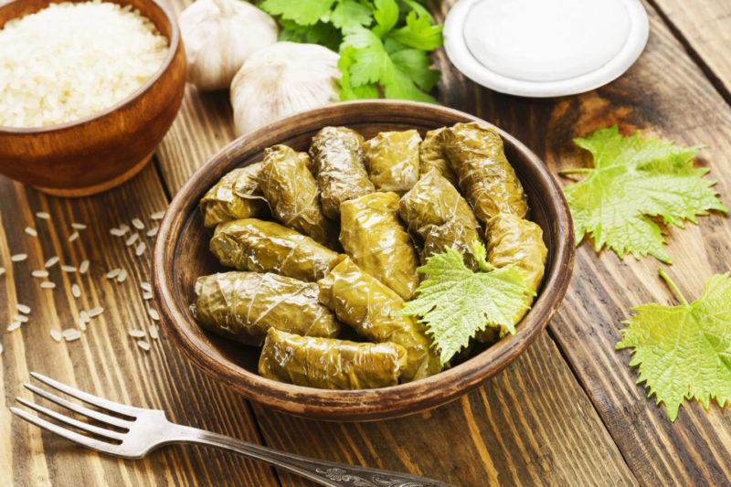 турецкая кухня - долма