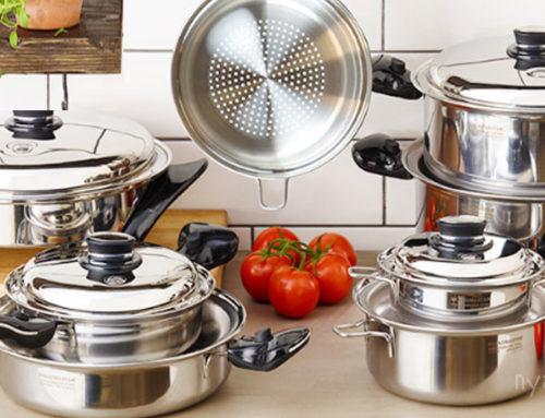Какая посуда вам понадобится на кухне в первую очередь