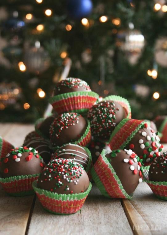 шоколадные конфеты с арахисовым маслом