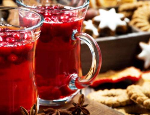 Рождественские и новогодние коктейли. 11 простых рецептов