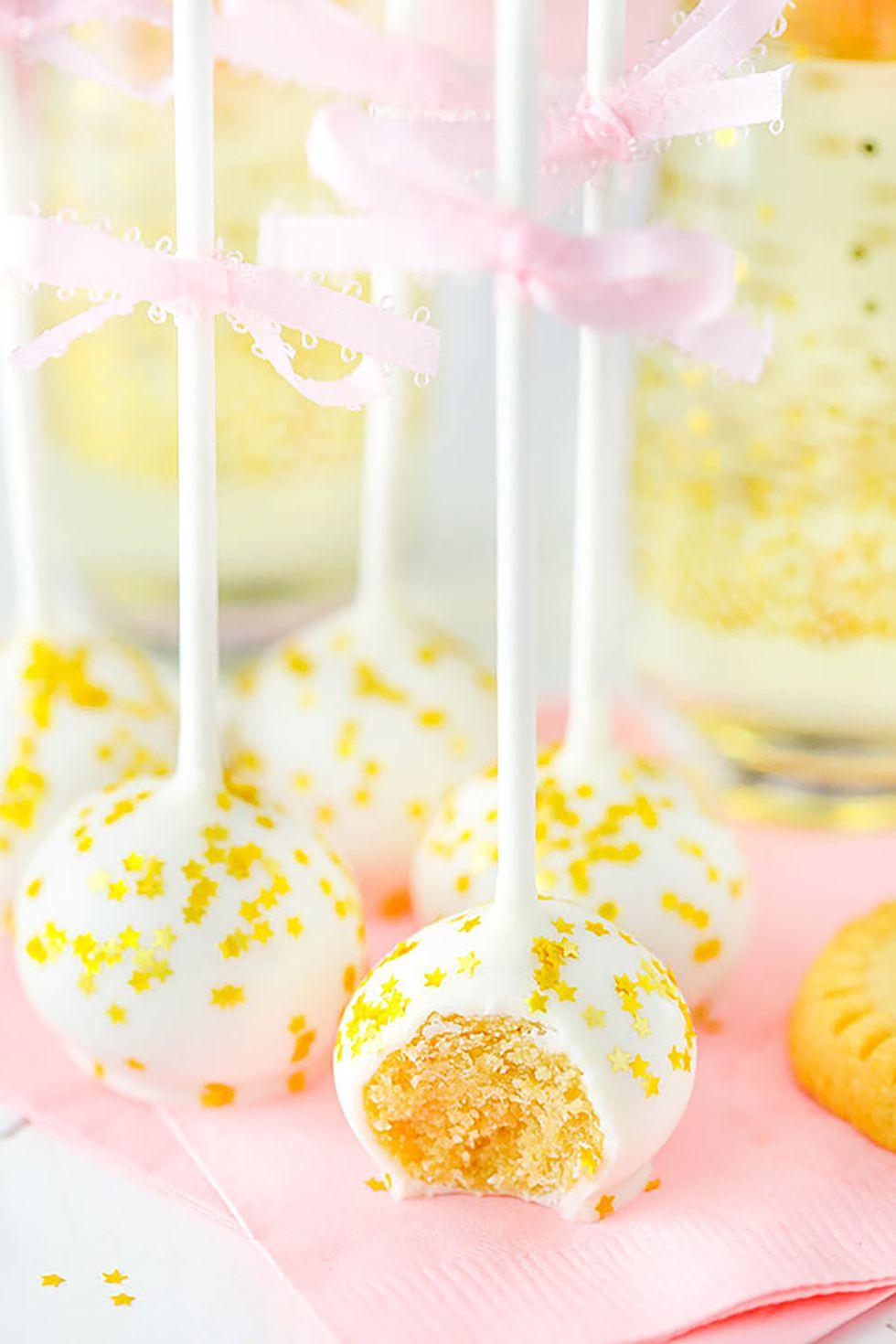 печенье без выпечки из шампанского